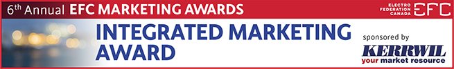 Integrated Marketing Award